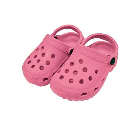 2009 - Heless - Clogs für Puppen Gr.38-45cm-farblich sortiert - Puppe Schuhe