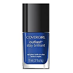 Cover Girl Outlast Stay Brilliant Nail Gloss, Mutant, 0.37 Ounce