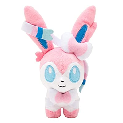 "Pokemon Center Japón original 6 ""Sylveon peluche (descontinuado por fabricante) de Japan VideoGames"