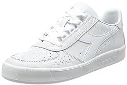 Diadora Men s B. Elite Court Shoe White Optical/White Pristine 8.5 M US