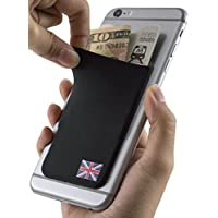 The Gecko Adhesive Card Wallet for Cell Phones, Ultra Slim