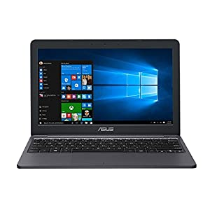 ASUS E203MA-FD001TS 11.6 Inch Laptop - (Star Grey) (Intel Celeron N4000 Processor, 2 GB RAM, 32 GB eMMC + 2 Years of 500 GB Free Web Storage, Pre-Installed with Microsoft Office 365, Windows 10)