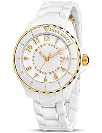 Miss Sixty Damen-Armbanduhr Glitter Analog Resin SHU001
