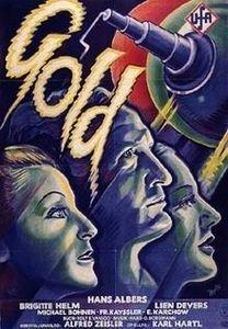 GOLD 1934 Sci Fi Germany. Brigitte Helm with english subtitles by Brigitte Helm Hans Albers