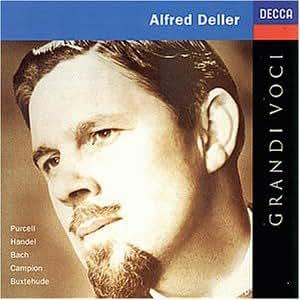 Grandi Voci - Alfred Deller