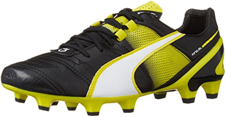 Puma King II SL FG - Zapatillas de Fútbol de Material sintético Hombre