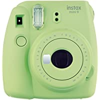 Fujifilm instax mini 9▒aparat Smoky Lime Green