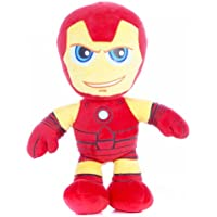 Disney Marvel Superhero Chunky Iron Man - Muñeco (25,4 cm), diseño de Iron Man