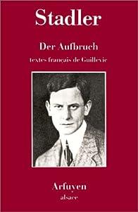 vignette de 'Der Aufbruch (Ernst Stadler)'