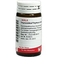 THYREOIDEA/THYMUS COMP 20g Globuli PZN:8788157 preisvergleich bei billige-tabletten.eu