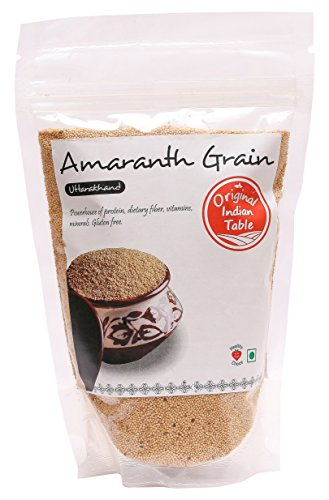 Original Indian Table Amaranth Whole, 400g