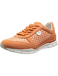 83ec3e209f63 Amazon.fr   Geox - Orange   Chaussures femme   Chaussures ...