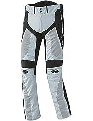 Held Vento Verano Mesh Pantalones, gris-negro, large