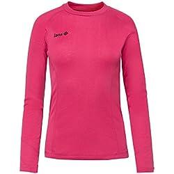 Izas Anaga Camiseta Térmica, Mujer, Fuxia, 2XL