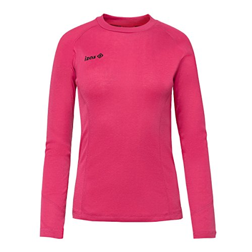 IZAS Tee-Shirt Thermique Anaga Femme, Fuxia, FR : 2XL (Taille Fabricant : XXL)