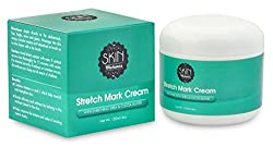 Stretch Mark Removal Cream - Reduce Old & New Stretch Marks - Fades Away Scars - Safe During & After Pregnancy - Also Ideal for Men - Only the Best Ingredients - Natural & Organic - by Skin Mechanics