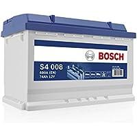 BOSCH S4 008 Batteria auto - 12,0 V, 680 A(EN), 74 Ah