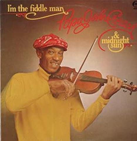 I'M THE FIDDLE MAN LP (VINYL) UK BUDDAH