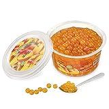 POPPING BOBA - Sferette alla frutta per Bubble Tea, alla Mango 450gr