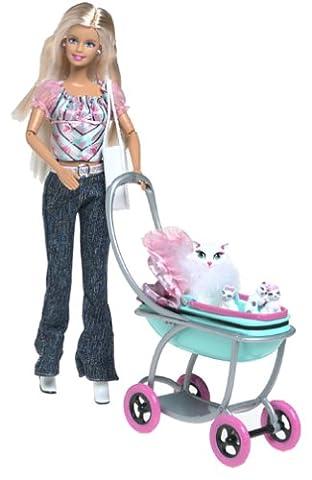 B5748 - Barbie Katzen Mami