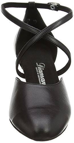 Diamant Damen Tango Tanzschuhe, E, Latino Absatz 5cm, Schwarz 048-068-034 - 4