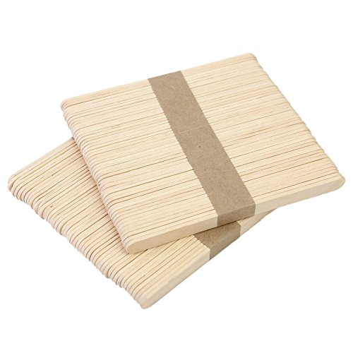 100x-epilation-a-cire-bois-corps-visage-poils-removal-sticks-spatule-applicateur