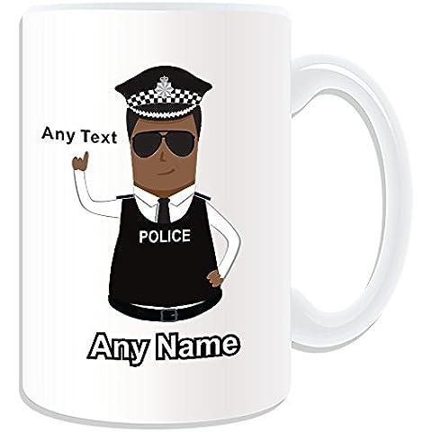 Personalised Gift-Grande Vice capo Constable/Vice Vicecommissario, motivo: