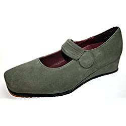 Theresia Muck - Harriet 66402.020 Damen Schuhe, Pumps (5 / 38 H, forest)