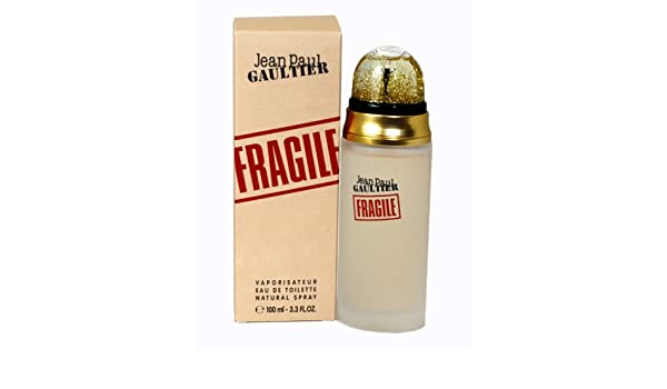 Fragile Spray Toilette 100 Gaultier Jean Eau Paul MlAmazon De O80nwkP