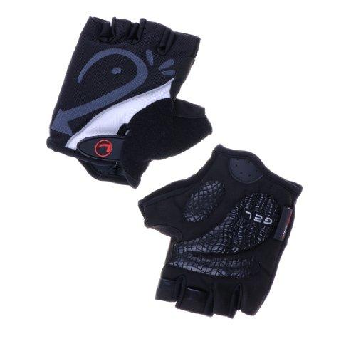 Ultrasport Fahrrad Handschuhe, schwarz, XL, 10214 - 2