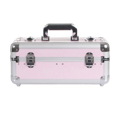 Beauty Box - Malette Maquillage et Cosmétique Rimini - Rose