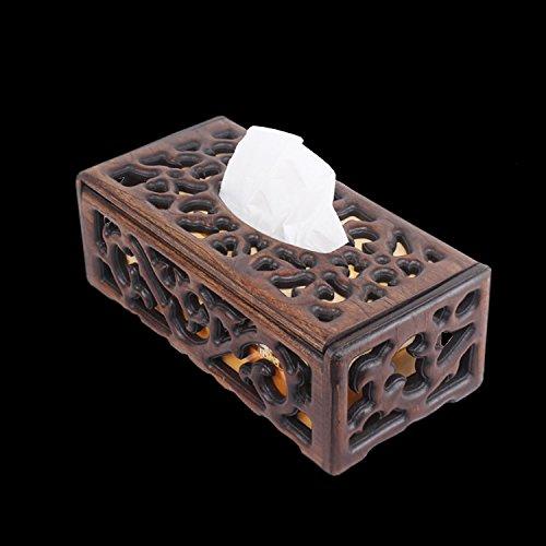 XBR kunst und kunsthandwerk aus teak holz geschnitzte papier box inneneinrichtungsgegenstände papier box club kreative (Kunst Und Kunsthandwerk-speicher)