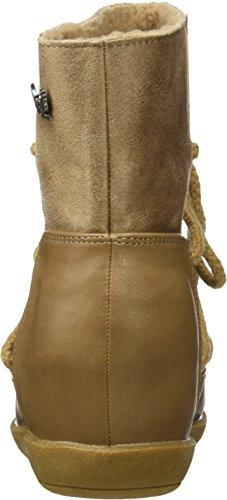 Kaporal Ladies Salia Snow Boots Beige (beige)