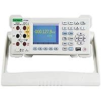 HYY-AA Escritorio Pantalla LCD multímetro digital for instrumentos pruebas de precisión 6 1/2 Bit Multímetro de precisión Sonda Rango automático Digital ET3260