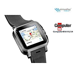Smartwatch Android 4.2 Dual Core ''AW-414.Go'' avec APN