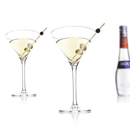 Vacu Vin 7648060 Cocktail Glas 2-er Set