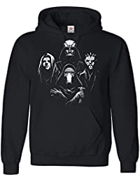 Inspired Dark side Jedi Vader Star HOODIE Plus 1 T Shirt darth Emperors Galaxy wars Kylo Printed Hoodie