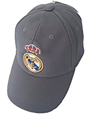 Offiziell lizensiertes ORIGINAL FC Real Madrid emboirdered Hat
