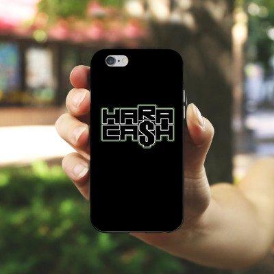 Apple iPhone X Silikon Hülle Case Schutzhülle Elotrix Fanartikel Merchandise Youtuber Silikon Case schwarz / weiß