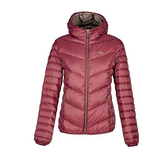Equiline Jacke Bonny Girls Down Jacket | Farbe: Marsala | Größe: 12/13