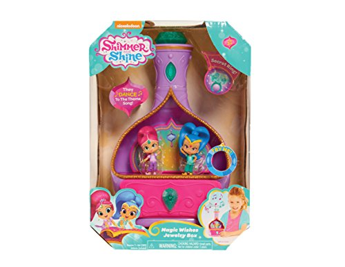Shimmer and Shine Jewelry Box by Just Play - 4 C Gemme Gioielli