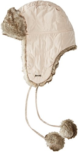 Mad Bomber Hat (Chaos Mützen Damen Junction Trapper Hat, Damen, beige)