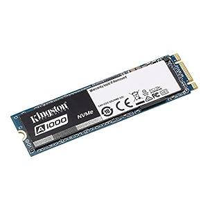 Kingston SA1000M8 A1000 Disque Flash SSD (M.2 2280, PCIe NVMe)
