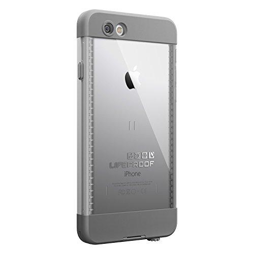 LifeProof Nüüd wasserdichte Schutzhülle für Apple iPhone 6, Schwarz Weiß