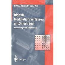 Digitale Modulationsverfahren mit Sinusträger: Anwendung In Der Funktechnik