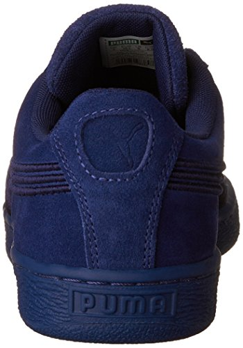 Puma Suede Classic Badge Wildleder Turnschuhe Twilight Blue
