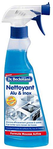 Dr Beckmann Nettoyant Alu/Inox 250 ml - Lot de 3