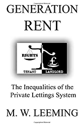 Generation Rent: The Inequalities of the Private Lettings System
