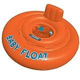INTEX Babysicherheitsring Baby Float orange 76 cm Schwimmhilfe Baby Schwimmring
