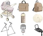 Cam Minu Teddy Travel Bundle - Baby Pink, Pack of 1